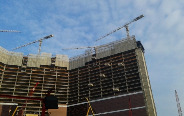 Wynn Palace an 'approx' US$4.1-bln project