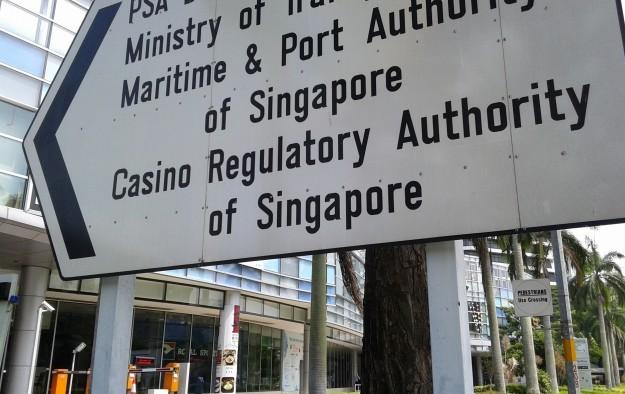 Gambling regulatory authority contact