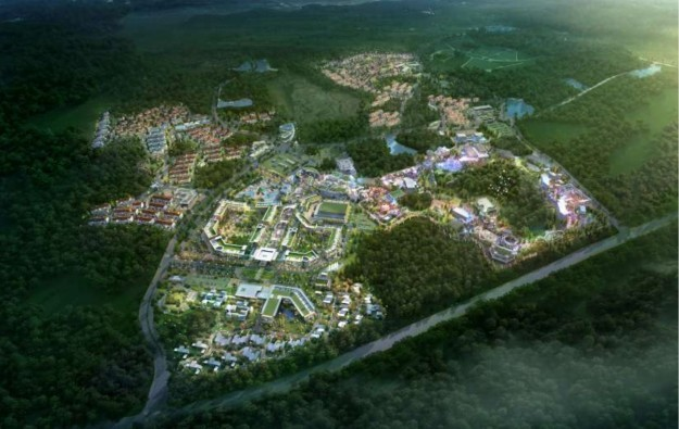 Landing Intl raises US$229mln for Jeju casino resort