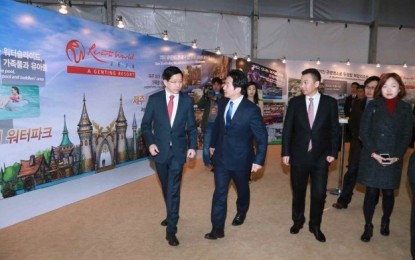 Genting Singapore breaks ground on Resorts World Jeju