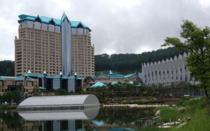 Kangwon Land extends casino closure, ups likely loss