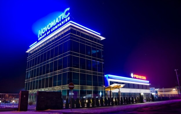 Novomatic reports record 1H revenue, profit down