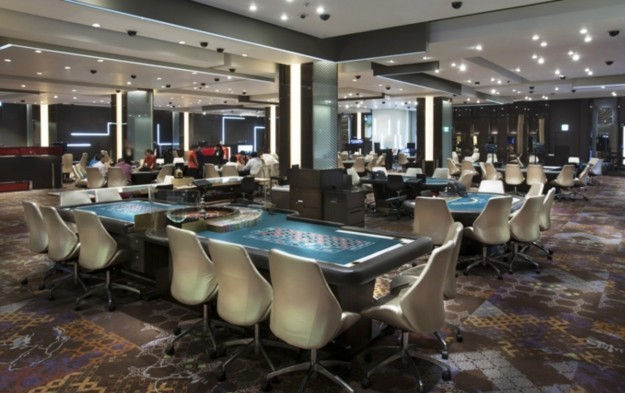 S. Korea's Paradise Co April casino sales up 9 pct
