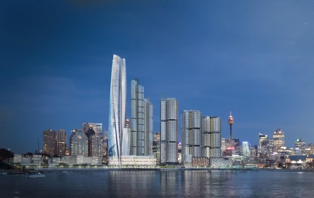 Crown signs development agreements for Sydney casino