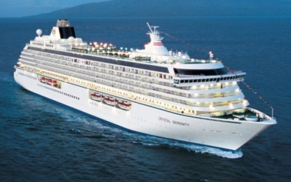 Genting HK to pay US$550 mln for Crystal Cruises