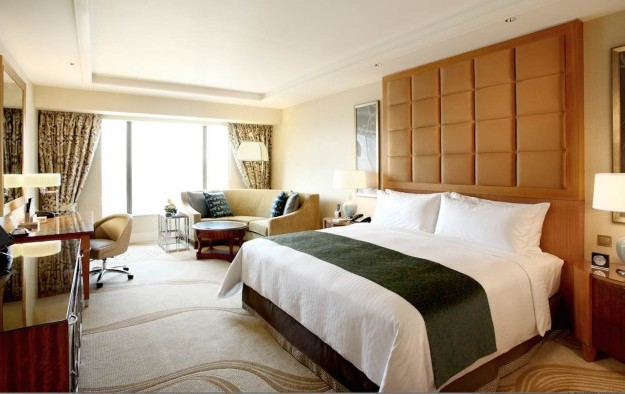 Macau hotel room supply to double