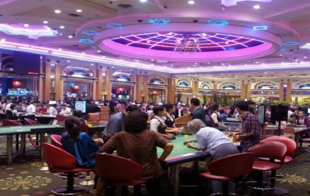 VIP roll at Cambodia's Star Vegas up 69 pct in fiscal 2015