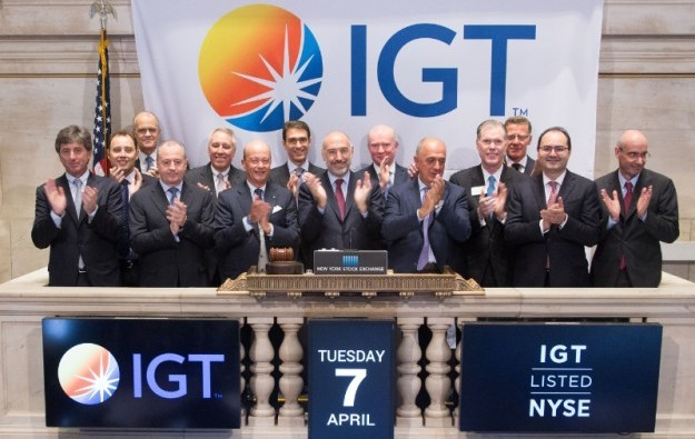 GTech-IGT marriage 'winning combination': CEO