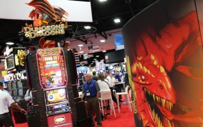 Konami previews new Dungeons & Dragons games