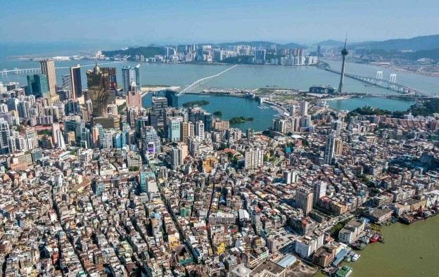 Macau govt surplus down 54 pct as gaming revenue dips