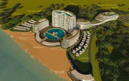 Philippines beachside casinos the new wave: Sino-America