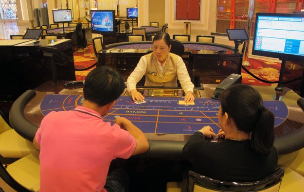 Macau casino revenue falls 16 pct in March: govt