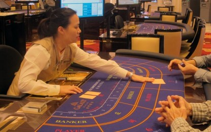Macau gaming jobs down in first half, hiring slowed