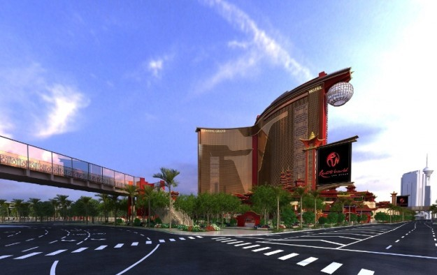 Resorts World Las Vegas breaks ground, aims 2018 launch