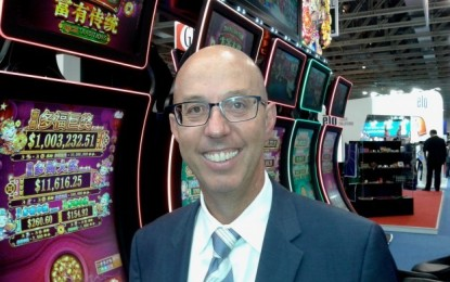 New era for casino systems, EGMs in Asia: Gavin Isaacs