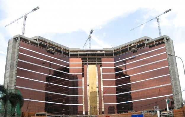 Wynn Palace to open March 25, 2016: mgmt