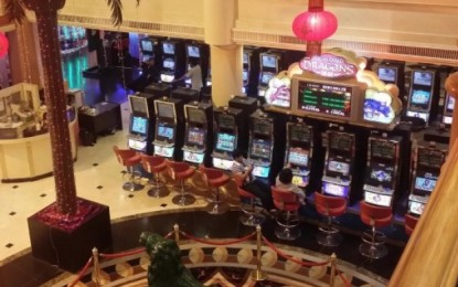 Casino op Donaco aims at half-yearly dividends: chairman