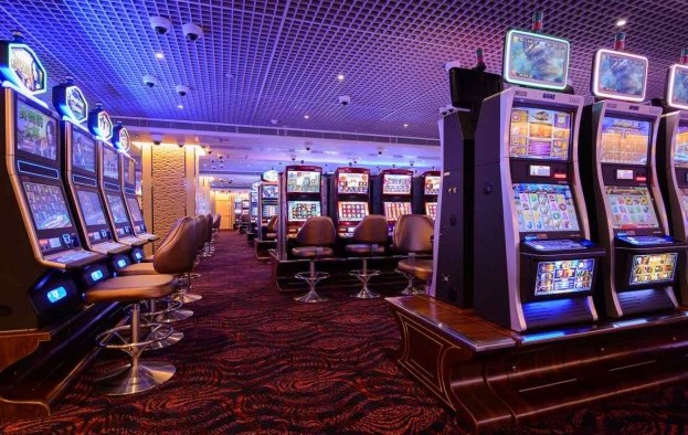 Paradise Entertainment opens new slot hall at Casino Waldo