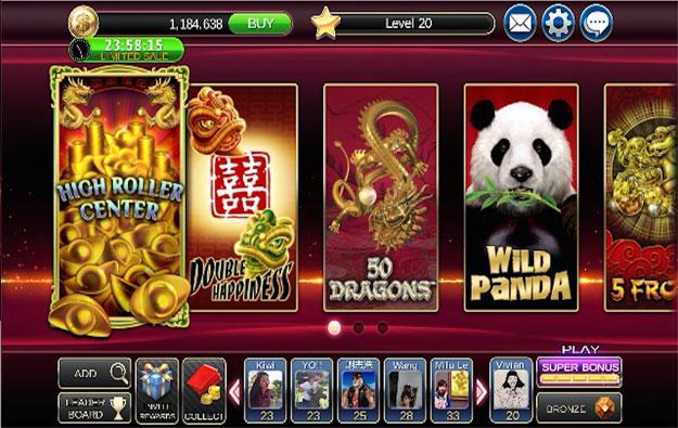 master dice progressive Slot Machine