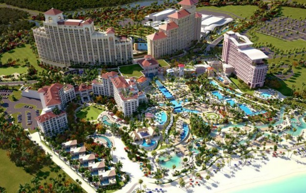 Chow Tai Fook in talks to acquire Baha Mar casino resort