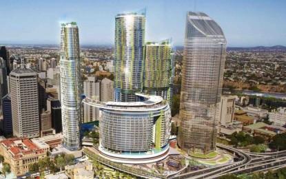Queen's Wharf Brisbane development plan approved: firm