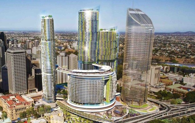 Queen's Wharf Brisbane development plan approved: firm