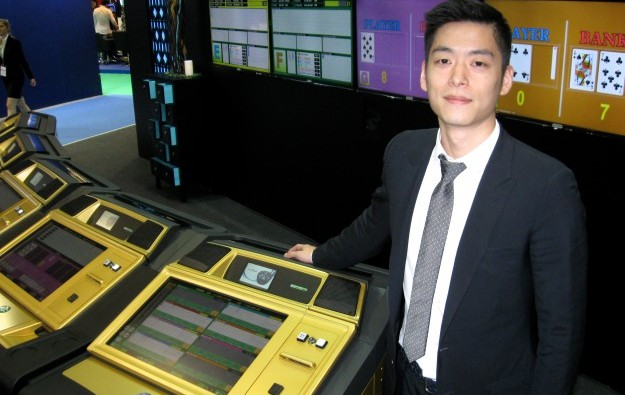 Jumbo Technology's Long Dragon Baccarat 2.0 live in Macau