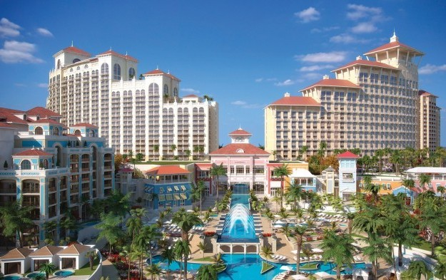 Bahamas' PM plans to seize unfinished Baha Mar resort