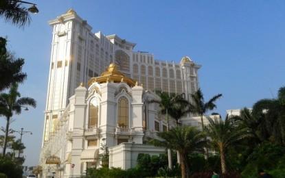 Macau casino operator Galaxy 3Q revenue up 23 pct