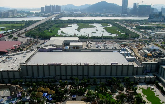 New Hengqin theme park plus for Macau: analyst