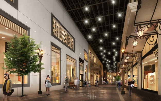 Cotai's Studio City announces mall retail partners