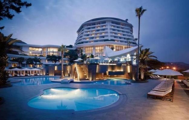 Hyatt regency jeju hotel casino