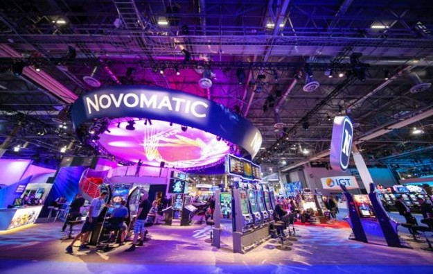 Stake in Ainsworth very important for Novomatic: Neumann