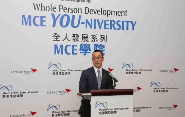 Melco Crown launches in-house degree for staff