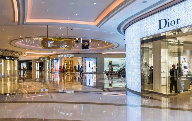 Galaxy Macau adding retailers at The Promenade mall