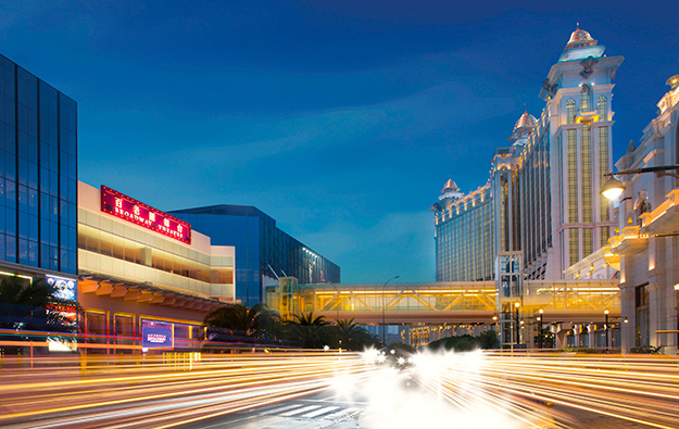 Galaxy Ent upbeat on Macau's Golden Week: Francis Lui