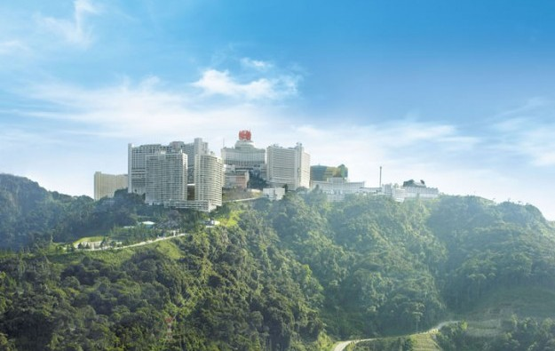 Genting puts back launch of Malaysian theme park: CIMB
