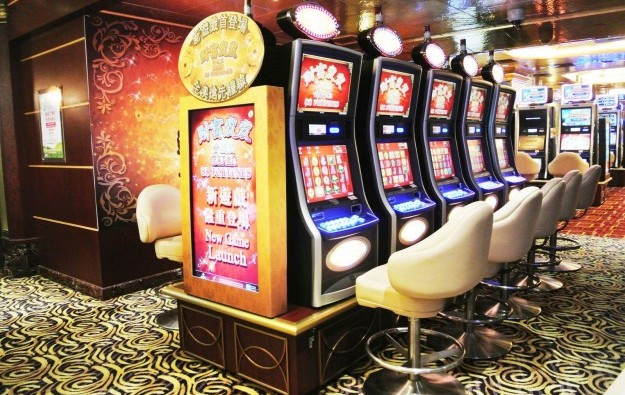 First installation of Super 88 Fortunes in Macau