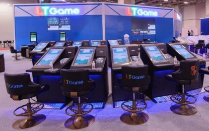 LT Game expects busy year in Macau