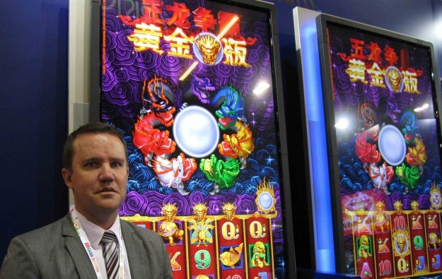 Aristocrat supersizes slot platform for mass appeal