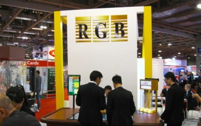 RGB aims to ship US$40 mln in electronic games for 2017