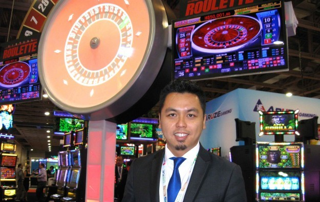 Aruze hopes Virtual Roulette live in Macau soon