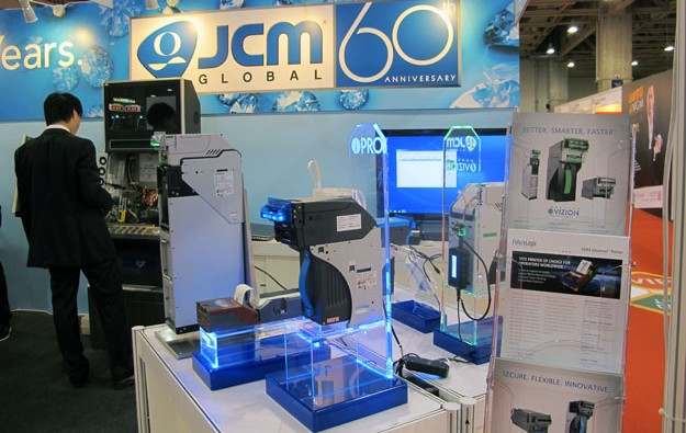 JCM gaming products revenue up 24 pct in fiscal 2Q