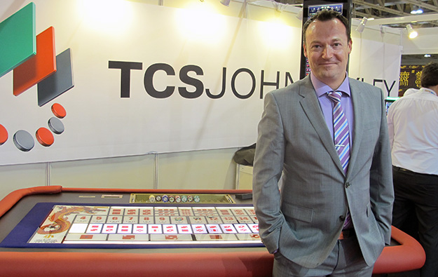 TCS John Huxley bets on Gaming Floor Live