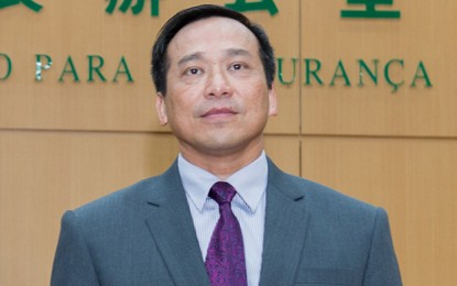Macau gaming-related crime cases up 38 pct in 2015