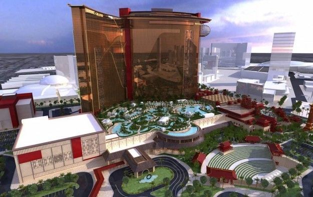 Resorts World Las Vegas opening 2020, president named
