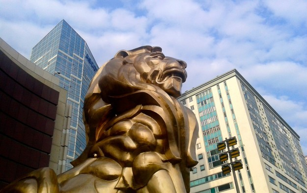 MGM China full 2016 profit down, hurt by lower casino rev