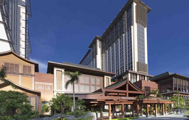 Sheraton Macao elevated to top-tier status