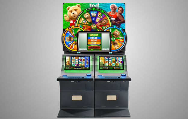 Aristocrat offers Ted slot game in N. America