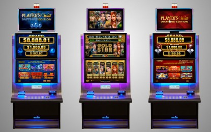 Aristocrat launches M*Series with 6 games in 1 cabinet